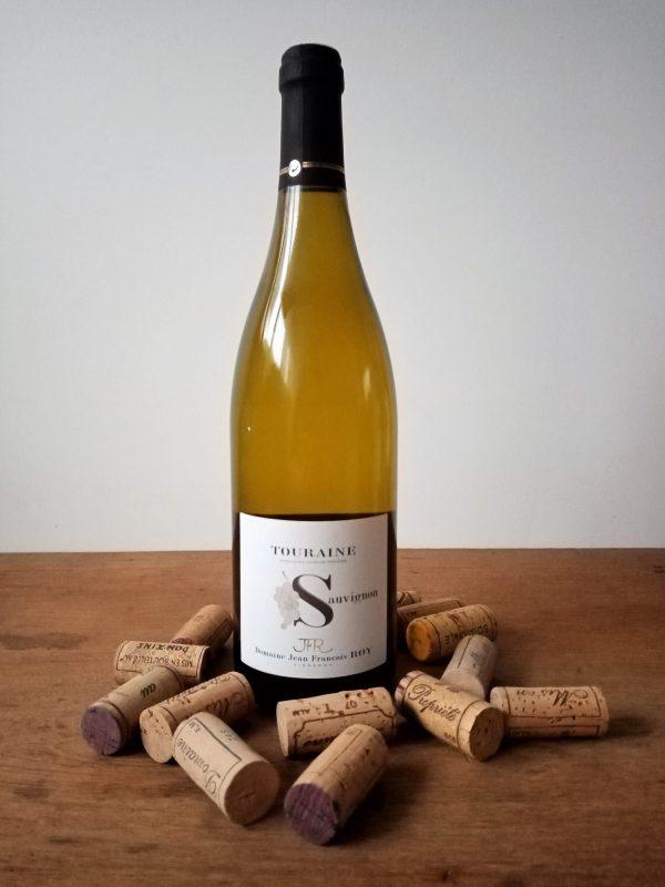 Aoc touraine - 100% sauvignon- domaine jean francois roy