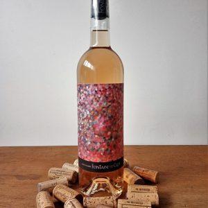 """IGP Vaucluse """"Certitude rosé"""" - Domaine Fontaine du Clos"""