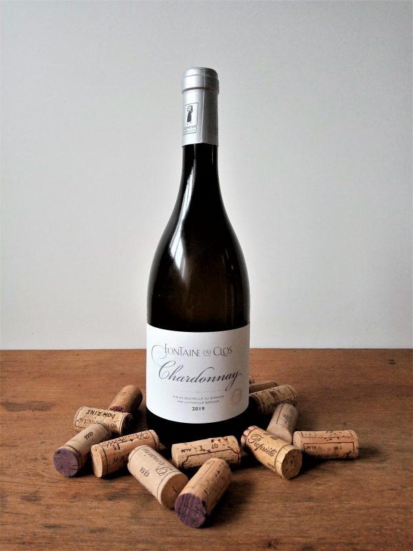 """IGP Vaucluse """"Chardonnay"""" - Domaine Fontaine du Clos"""