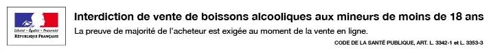 interdiction vente boissons alcooliques