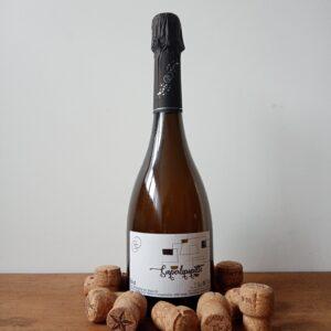 """""""Saperlipopette"""" Méthode Traditionnelle Brut- Domaine Le Cotillon Blanc"""
