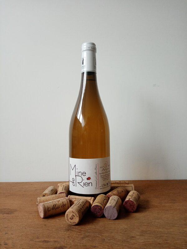 """AOC Anjou """"Mine de Rien"""" - Domaine Le Cotillon Blanc"""