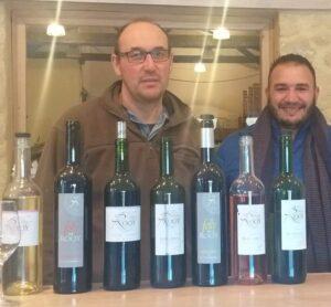 vin château du Rooy