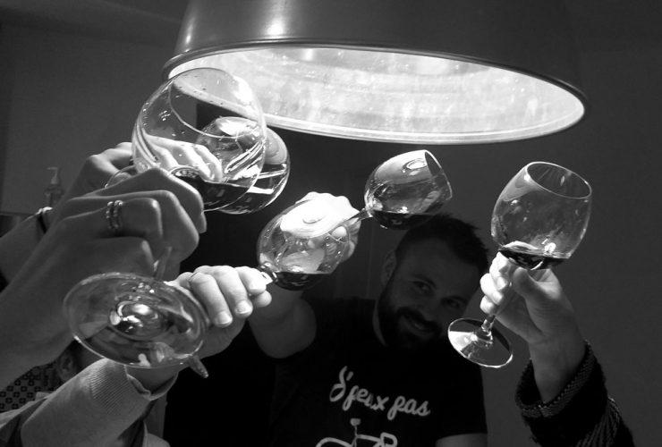 cours d'initiation dégustation vin Pau